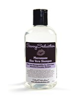 Savvy Seduction Pheromone Aloe Vera Shampoo